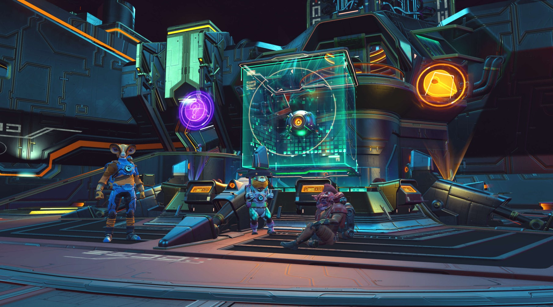No Man's Sky 2.12 Patch Notes Adds Community Missions and New Armor
