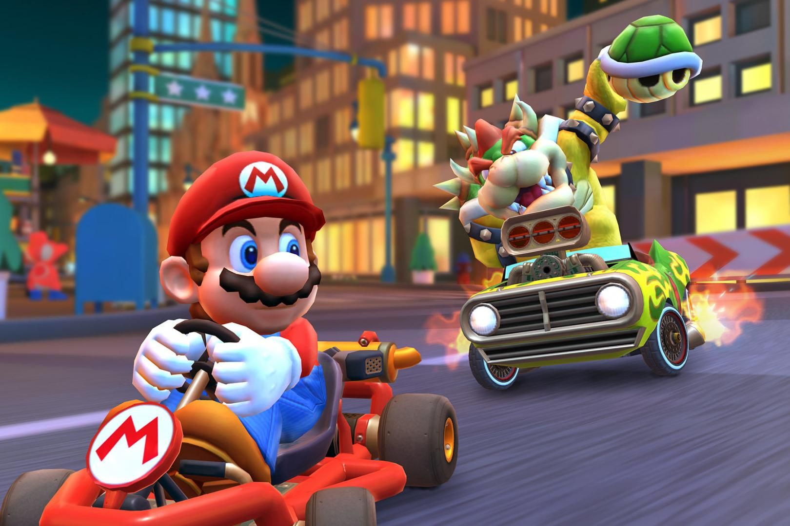 Mario Kart Tour Is Making A New Stop In Los Angeles