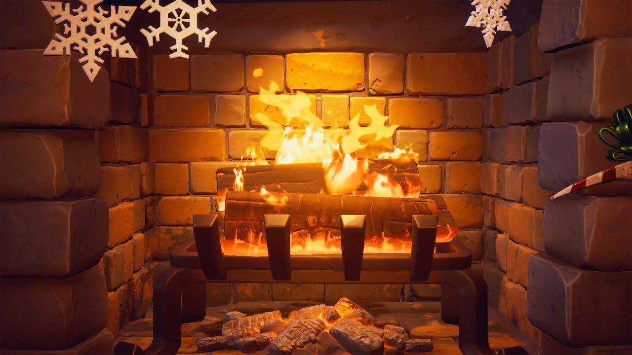 How to earn Supercharged XP with the Fireplace in Fortnite ...
