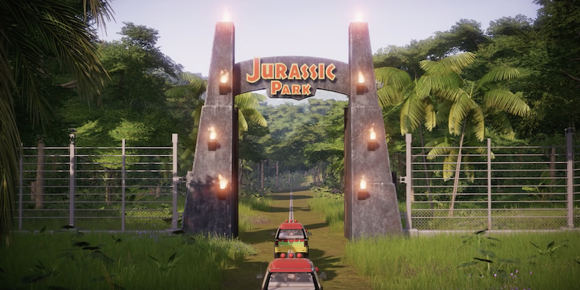 Return to Jurassic Park With the Original Movie Cast in ...