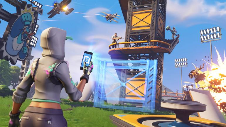 Fortnites Split Screen Has Been Tragically Disabled For Now