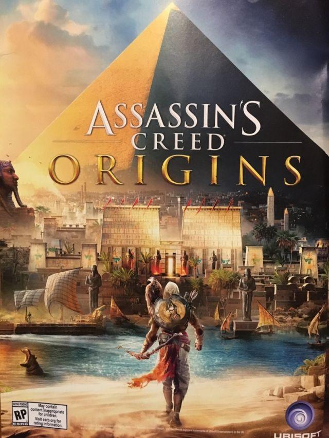 Yeni AC Origins Oyun Videosu