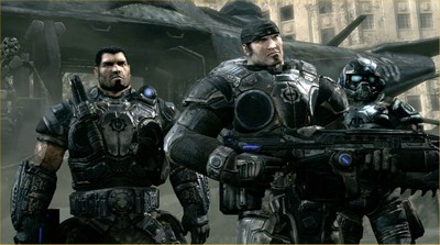 Gears of War 3 for Kinect