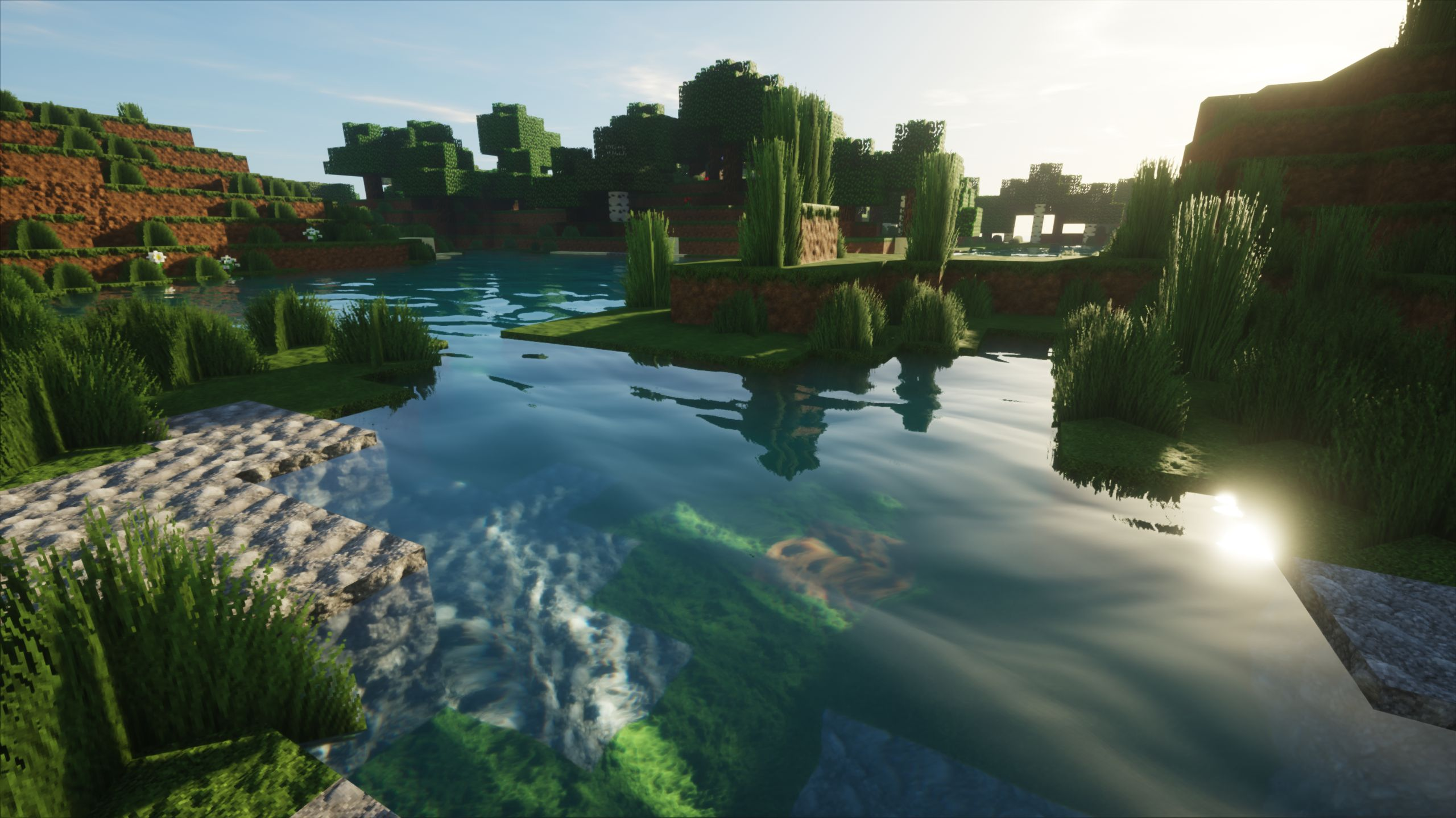 how to download shaders for minecraft