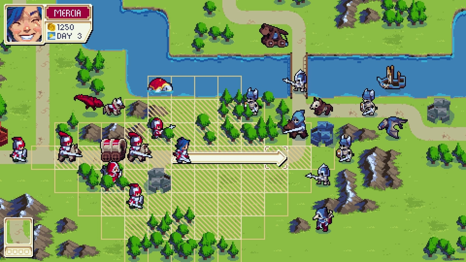 Wargroove isn't just a labor of love to the Advance Wars series, it is the  superior iteration
