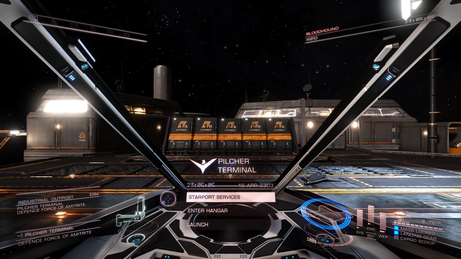Top 5 Favorite Elite: Dangerous HUD Color Themes