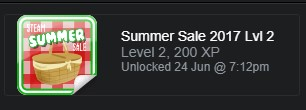 The Steam Summer Sale Used to be Awesome
