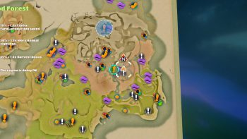 Yonder: The Cloud Catcher Chronicles - Constellation Locations