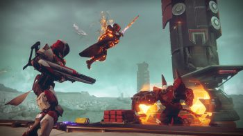 Destiny 2 - The Inverted Spire Strike Walkthrough