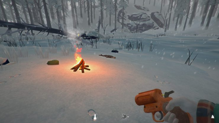 The Long Dark - How to Find Hank's Prepper Cache