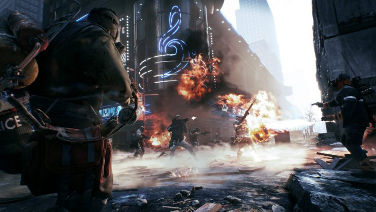 """The Division - Free """"Resistance"""" Update 1.8 Adds New Map Area"""