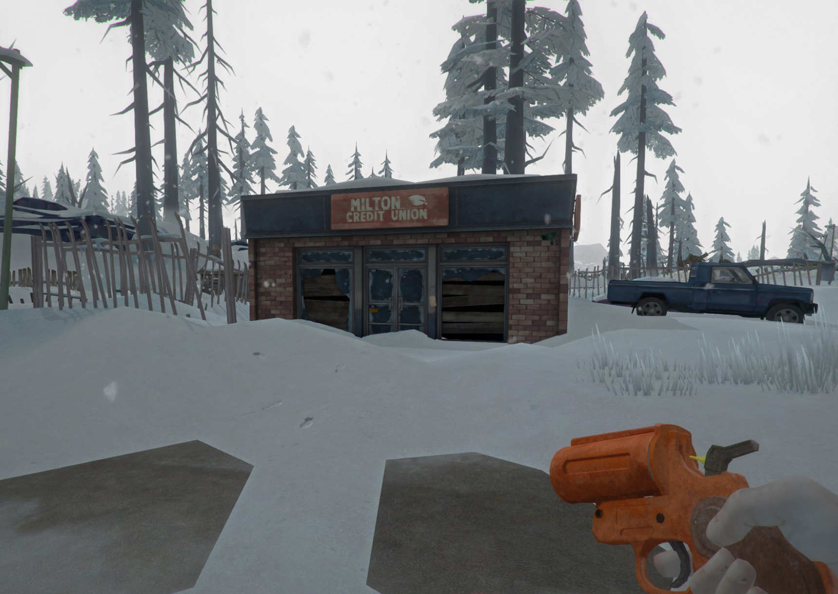 The Long Dark How To Open The Bank Vault