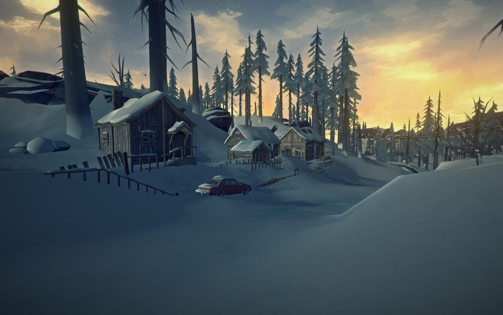 The Long Dark How To Get The Distress Pistol