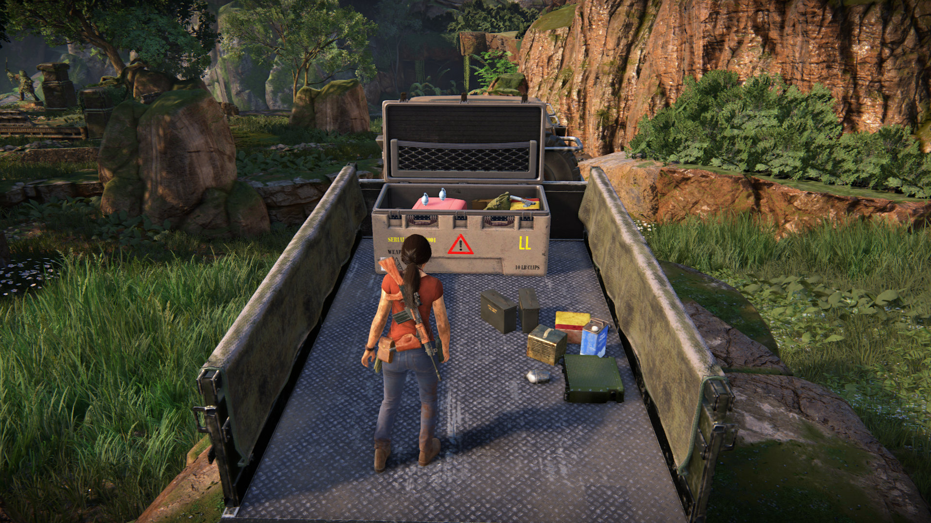 Uncharted The Lost Legacy Open Every Lockbox Tldr Games Ps4uncharted Reg 3