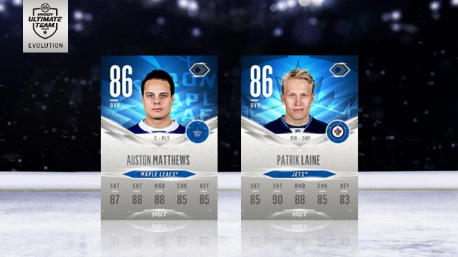 NHL 18 HUT - Evolution Items Explained