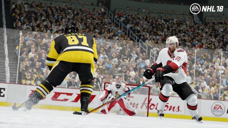 NHL 18 Xbox One Review