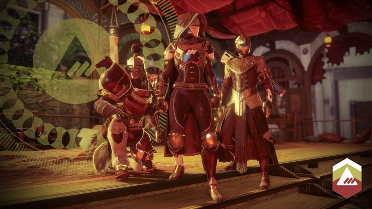 Destiny 2 - Faction Rallies And Rewards Guide