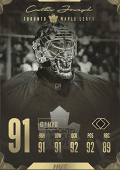 NHL 18 - Best HUT Goalies