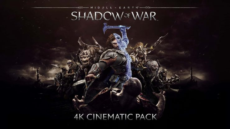 Shadow of War 4K Textures and Cinematic Pack