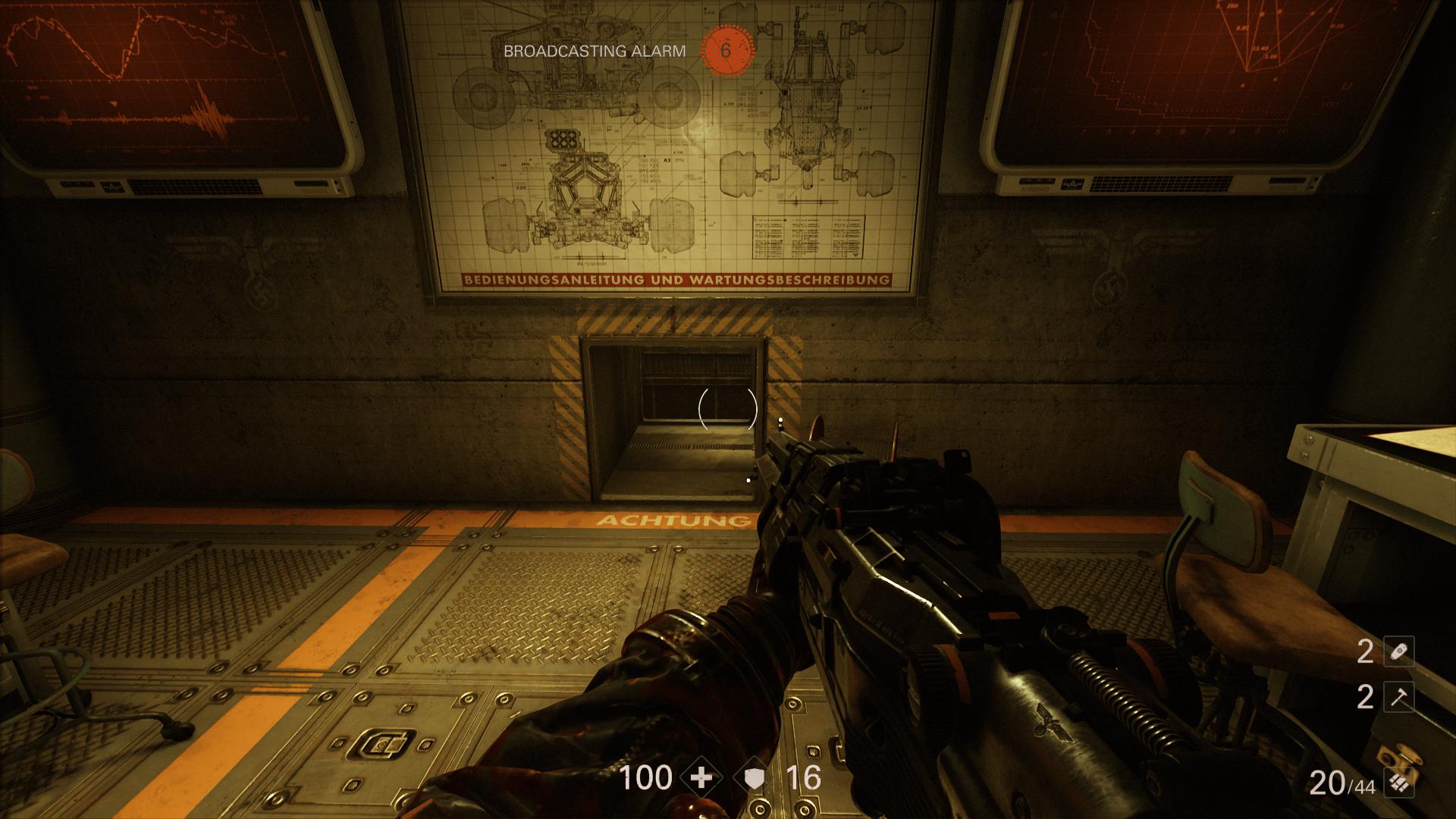 Wolfenstein 2 Subway Map.Wolfenstein 2 All Of Max S Toys Locations