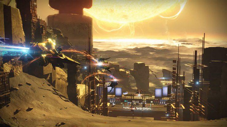Destiny 2 Curse of Osiris Trailer and Screenshots