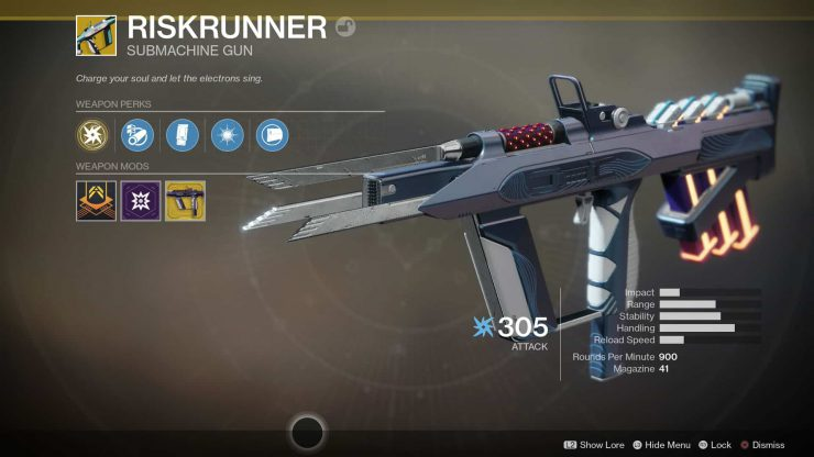 Destiny 2 - Best Energy Weapons for PvP and PvE