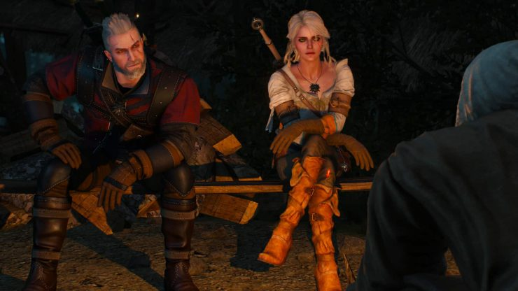 The Witcher 3 GOG Game of the Year