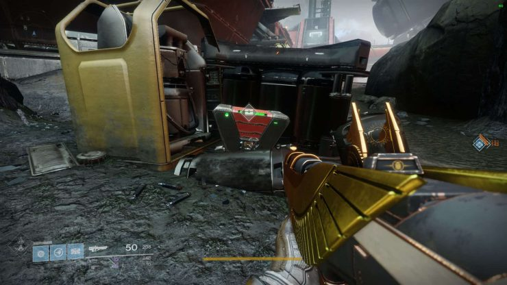 Destiny 2 - How To Find Cabal Supply Caches