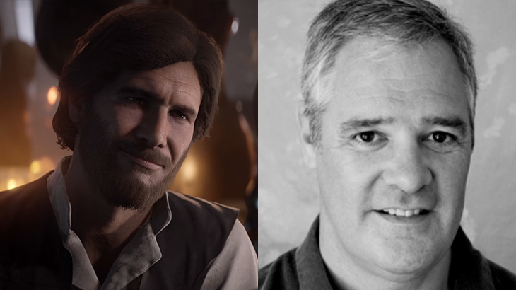 Meet the Battlefront 2 Campaign Voice Actors