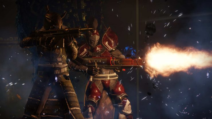 Destiny 2 - Mobility, Resilience, and Recovery