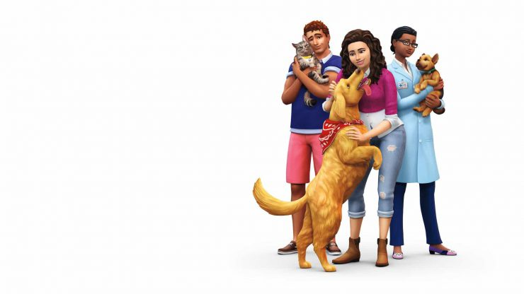 The Sims 4 Introduces Cats and Dogs