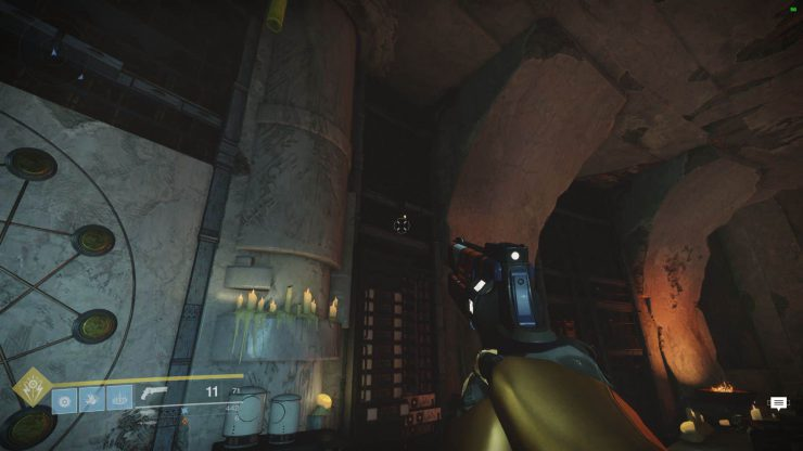Destiny 2 - How To Unlock The Lighthouse Chest