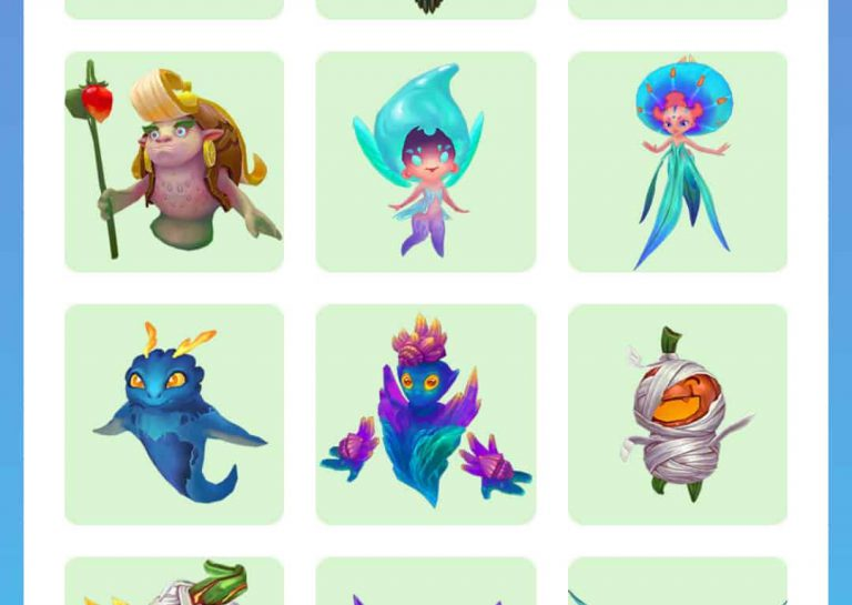 New Creatures Coming to Draconius GO in Winter Update