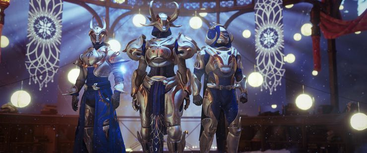 Winter Festivities Are Coming to Destiny 2 in The Dawning