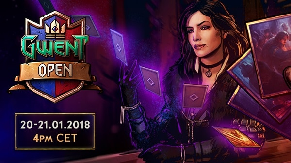 New Gwent: The Witcher Card Game Tournament Starts This Weekend