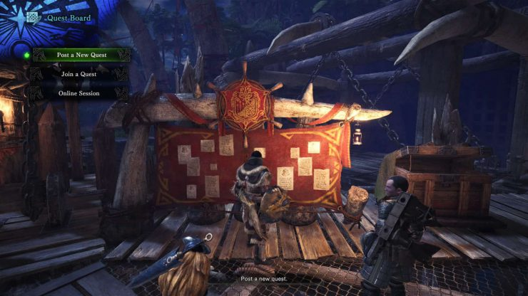 Monster Hunter: World - How to Join Friends