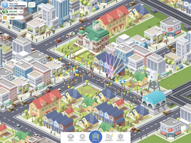 Pocket City - Microtransaction-free Mobile City Building
