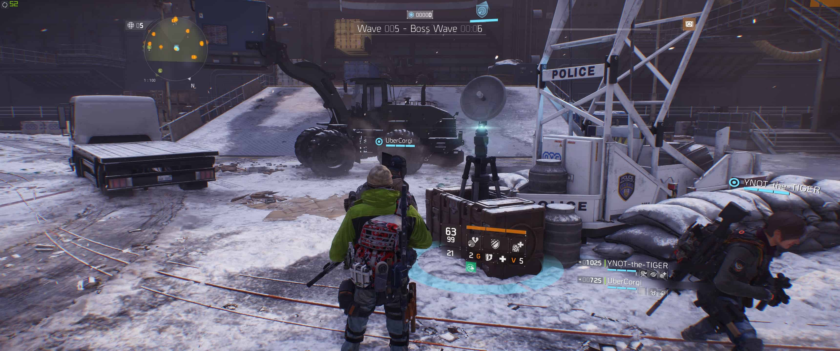 how to leave matchmaking in the division