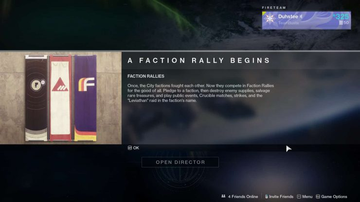 What Faction Should You Join in Destiny 2?