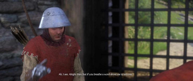 Kingdom Come: Deliverance - How to Get Talmberg Armor