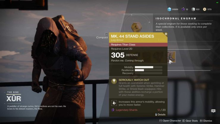 where to buy three of coins destiny