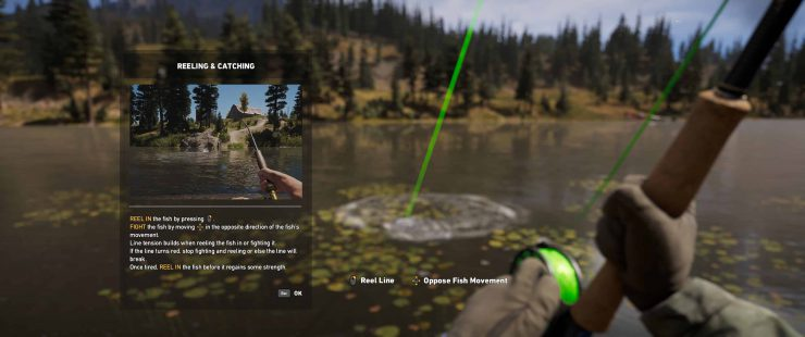 How to Fish in Far Cry 5