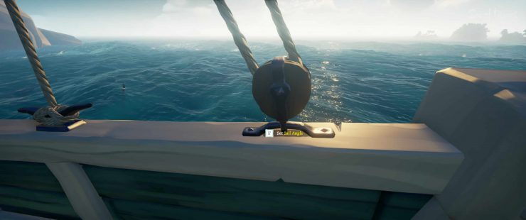 Tips for How to Sail Properly in Sea of Thieves