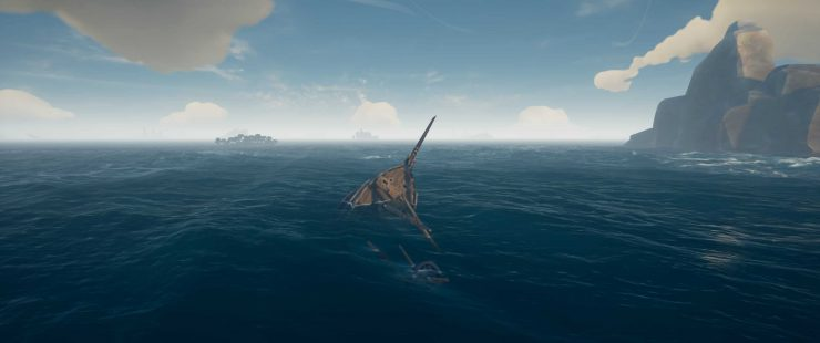 Where to Find Cannonballs, Planks and Bananas in Sea of Thieves