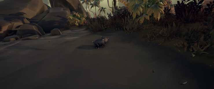 Where to Find Pigs and Catch Them in Sea of Thieves