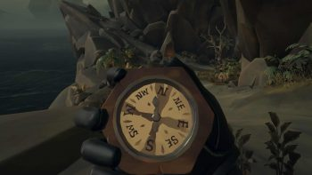 A Haul Pinched by the Lowly Gun 'Em Down Dunham - Sea of Thieves Riddle