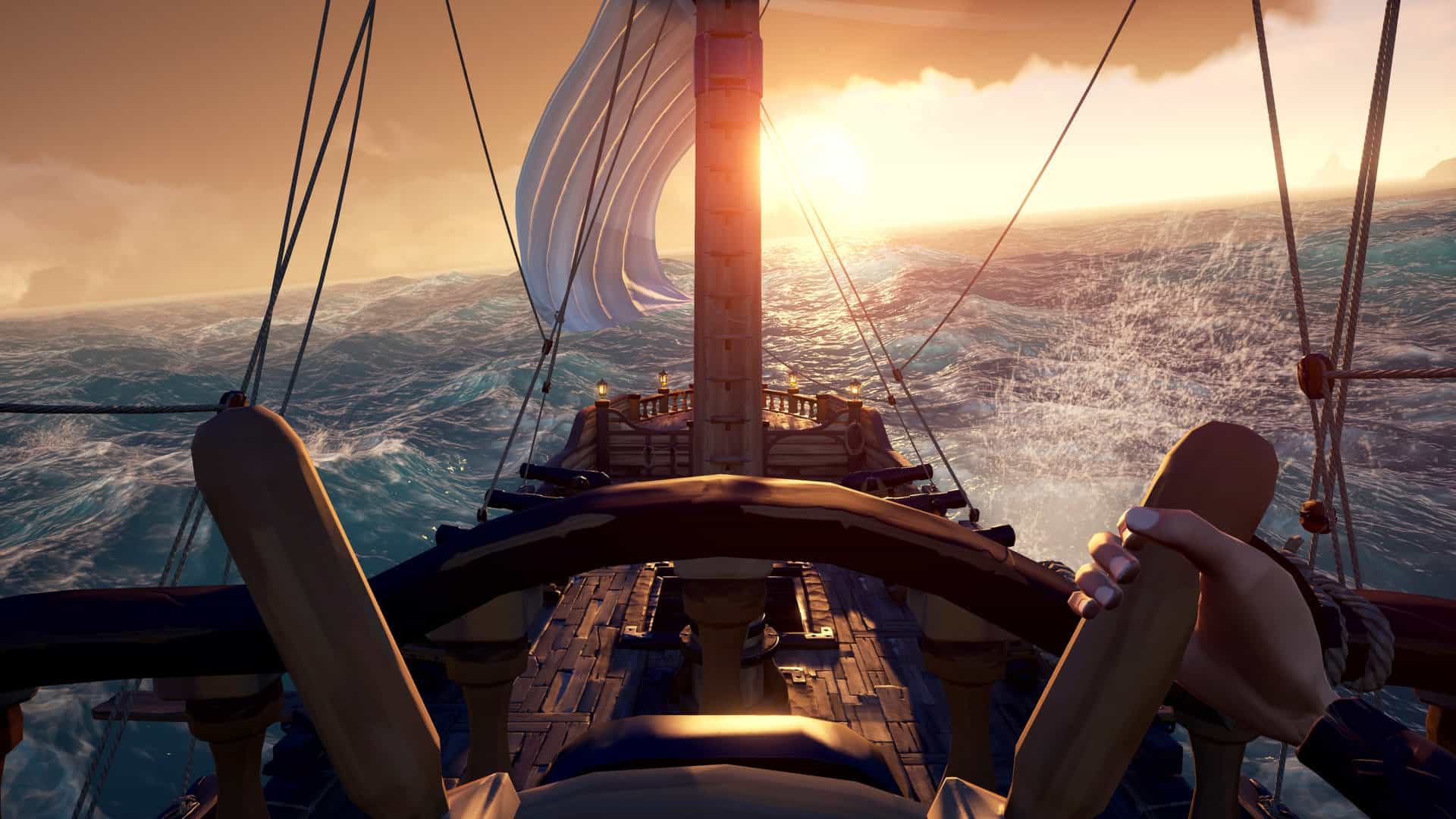 'Sea of Thieves' (ALL) Launches Final Beta/Scale Test