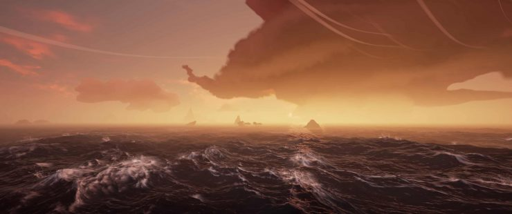A Sea of Thieves Wish List to Improve the Pirate Life