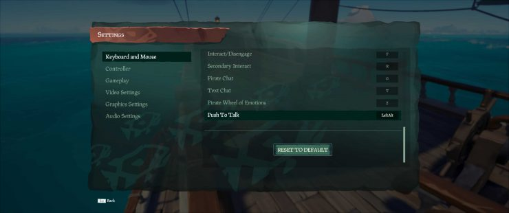 How to Enable VOIP and In-Game Chat in Sea of Thieves