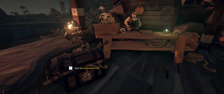 How to Customize Your Ship in Sea of Thieves